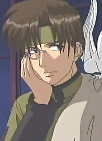 Cho Hakkai is a character of anime »Gensou Maden Saiyuuki« and of manga »Saiyuki«.