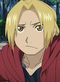 Edward ELRIC is a character of anime »Hagane no Renkinjutsushi (2009)« and of manga »Hagane no Renkinjutsushi«.