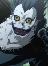 """Ryuk"" is a character of anime ""Death Note"" and of manga ""Death Note""."