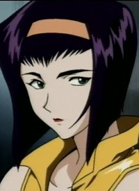 Faye VALENTINE is a character of anime »Cowboy Bebop« and of manga »Cowboy Bebop«.