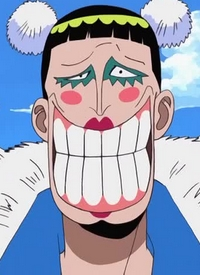 """Bon KUREI"" is a character of anime ""One Piece""."