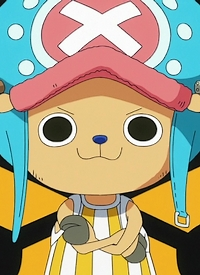 Tony Tony CHOPPER is a character of anime »One Piece« and of manga »One Piece«.