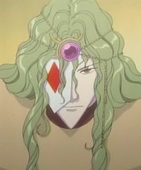 Fool is a character of anime »Kaleido Star«.