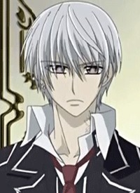 »Zero KIRYUU« is a character of anime »Vampire Knight« and of manga »Vampire Knight«.