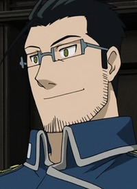 Maes HUGHES is a character of anime »Hagane no Renkinjutsushi« and of manga »Hagane no Renkinjutsushi«.