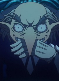 Igor is a character of anime »Persona 5 the Animation« and of manga »Persona 4«.