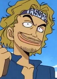 """""""Yasopp"""" is a character of anime """"One Piece"""" and of manga """"One Piece""""."""