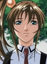 Kurumi IMARI is a character of anime »Bible Black« and of manga »Bible Black: La Noche de Walpurgis«.