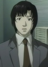»Touta MATSUDA« is a character of anime »Death Note« and of manga »Death Note«.
