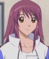 Sora NAEGINO is a character of anime »Kaleido Star«.