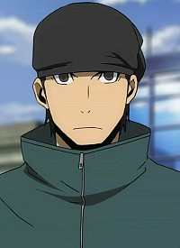 Kyouhei KADOTA is a character of anime »Durarara!!« and of manga »Durarara!!«.