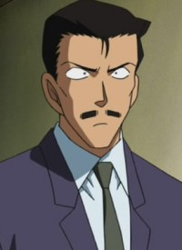 """Kogorou MOURI"" is a character of anime ""Meitantei Conan"" and of manga ""Meitantei Conan""."