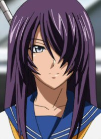 Unchou KAN'U is a character of anime »Ikkitousen: Dragon Destiny« and of manga »Ikkitousen«.