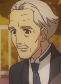"""Butler"" is a character of anime ""Akane-Iro ni Somaru Saka"" and of manga ""Akaneiro ni Somaru Saka""."