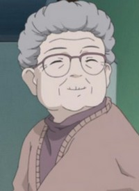 """Granny"" is a character of anime ""DearS"" and of manga ""DearS""."