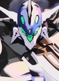 """""""Aquarion Mars"""" is a character of anime """"Sousei no Aquarion""""."""