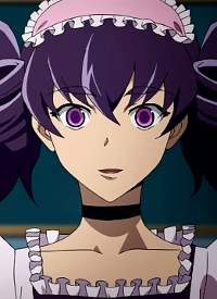 Minene URYUU is a character of anime »Mirai Nikki (2011)« and of manga »Mirai Nikki«.