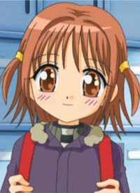 """Tsubomi TACHIBANA"" is a character of anime ""Naisho no Tsubomi"" and of manga ""Naisho no Tsubomi""."