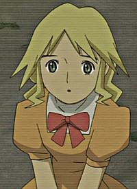 Nimya TCHUHACHKOVA is a character of anime »Kino no Tabi: The Beautiful World«.