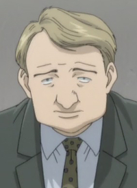 Rudi GILLEN is a character of anime »Monster« and of manga »Monster«.