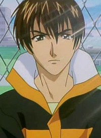 """Ken HIDAKA"" is a character of anime ""Weiß Kreuz"" and of manga ""Weiss Kreuz""."