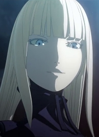 """Cibo"" is a character of anime ""Blame! (2017)"" and of manga ""Blame!""."