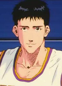 """Souichirou JIN"" is a character of anime ""Slam Dunk"" and of manga ""Slam Dunk""."