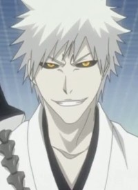 Hollow-Ichigo is a character of anime »Bleach« and of manga »Bleach«.