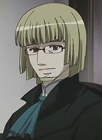 Richten MARLHEIT is a character of anime »Ookami to Koushinryou« and of manga »Ookami to Koushinryou«.