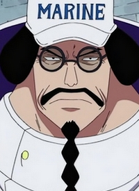 Sengoku is a character of anime »One Piece« and of manga »One Piece«.