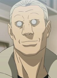 Batou is a character of anime »Koukaku Kidoutai: SAC_2045« and of manga »Koukaku Kidoutai: Stand Alone Complex«.
