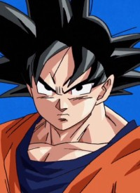 Son Goku is a character of anime »Dragon Ball Z« and of manga »Dragon Ball«.