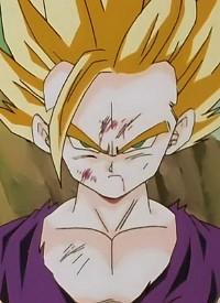 Son Gohan  [SSJ2] is a character of anime »Dragon Ball Z«.