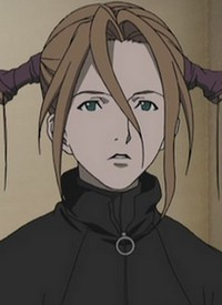 Robin SENA is a character of anime »Witch Hunter Robin«.