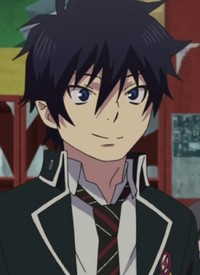 Rin OKUMURA is a character of anime »Ao no Exorcist« and of manga »Ao no Exorcist«.