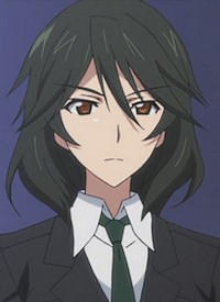 Chifuyu ORIMURA is a character of anime »IS: Infinite Stratos« and of manga »IS: Infinite Stratos«.