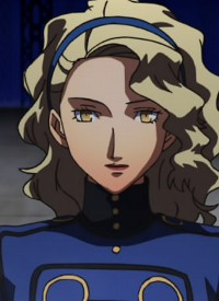 Margaret is a character of anime »Persona 4 The Animation« and of manga »Persona 4«.