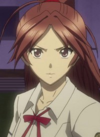Ayase SHINOMIYA is a character of anime »Guilty Crown« and of manga »Guilty Crown: Dancing Endlaves«.