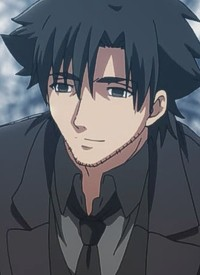 Kiritsugu EMIYA is a character of anime »Fate/Zero« and of manga »Fate/Zero«.
