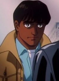 """""""Eric CADERRY"""" is a character of anime """"Black Jack (1996)""""."""