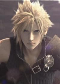 Cloud STRIFE is a character of anime »Final Fantasy VII: Advent Children«.