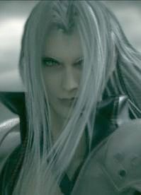"""Sephiroth"" is a character of anime ""Final Fantasy VII: Advent Children""."