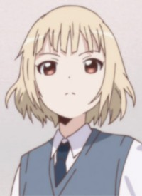 """Nadeshiko OOMURO"" is a character of anime ""Yuru Yuri 2"" and of manga ""Yuru Yuri""."