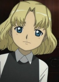 """Clara"" is a character of anime ""Dance in the Vampire Bund"" and of manga ""Dance in the Vampire Bund""."