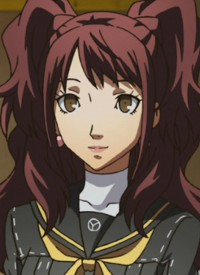 Rise KUJIKAWA is a character of anime »Persona 4 The Animation« and of manga »Persona 4«.