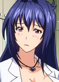 Aki NIJOU is a character of anime »Maken-Ki!« and of manga »Maken-Ki!«.