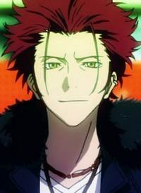 Mikoto SUOU is a character of anime »K« and of manga »K: Memory of Red«.