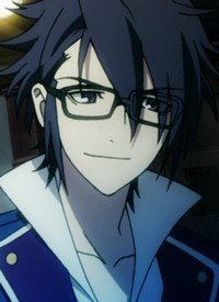 Saruhiko FUSHIMI is a character of anime »K« and of manga »K: Memory of Red«.