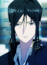 Kurou YATOGAMI is a character of anime »K« and of manga »K: The First«.