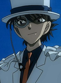 Kaitou Kid is a character of anime »Magic Kaito 1412« and of manga »Magic Kaito«.